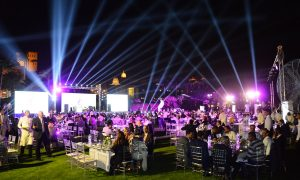 Gala Dinner & Evening Reception